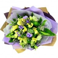 China Cally Lily Bouquet
